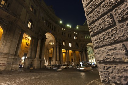 24 02 2012 - Naples (ITA) - 34th America's Cup - America's Cup World Series Naples 2012 - Naples Preview - Galeria Umberto I