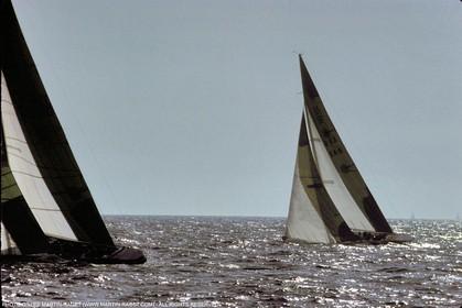 Newport 1983, Australia II Vs Liberty