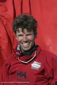 Orma 2005 - Sodebo - April training - Jacques Vincent