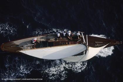 Classic Yachts, 8 m JI, Fulmar