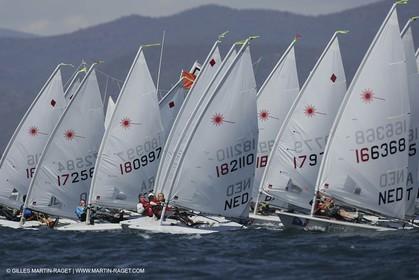 2005 Hyeres Sailing Week (SOF) - Laser R