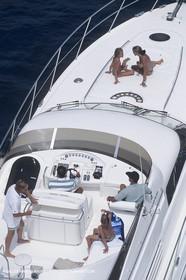 Moteur, croisière, Powerboating, cruising, people, personnages, femmes, couples, enfants, familles