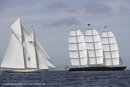 17 08 2007 - Palma de Mallorca (Spain) - The Super Yachts Cup - Day 1, Falcon Maltese