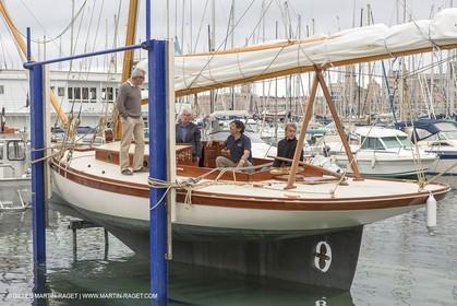 27 04 2013 - Marseille (FRA), Alcyon launch at Société Nautique of Marseille