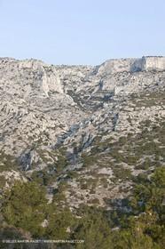 20 03 2009 - Marseille (FRA, 13) - Les Calanques - Mont Puget East - Vallon des rampes and cirque des Pételins