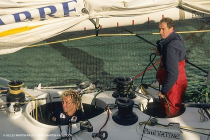 Yacht Racing, Multihull, ORMA 60, Paul Vatine, Région Haute Normandie
