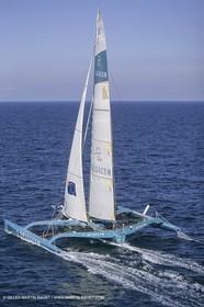 Yacht Racing, Multihull, ORMA 60, Jean-Luc Nélias, Belgacom