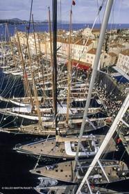 Nioulargue Voiles de Saint-Tropez