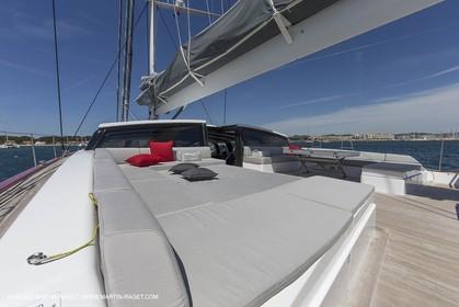 Super Sailing Yacht Nomad IV (Finot-Conq design) - Hyères (FRA,13) - 14 05 2014