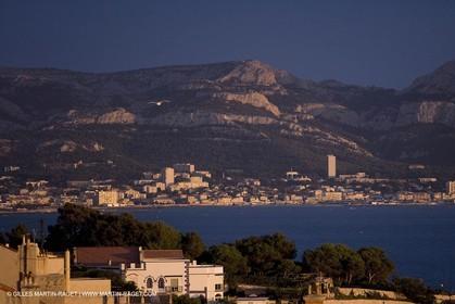 19 08 07 - -Marseille (FRA, 13) Notre Dame de la Garde 19 08 07 - Marseille (FRA, 13) - Quartiers sud