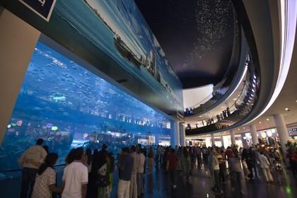 21 11 2010 - Dubai (UAE) - Dubai - The Mall