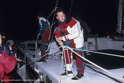 Sailing, Offshore Racing, Jules Verne Trophy, Enza New Zealand