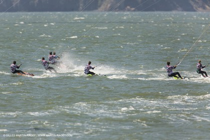 05 06 2013 - San Francisco (USA,CA) - 34th America's Cup - Kite Surf North America Championship