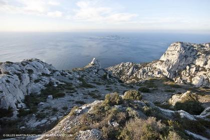 26 03 2009 - Marseille (FRA, 13) - Les Calanques - Cirque des Walkyries et vallon de la Mélette