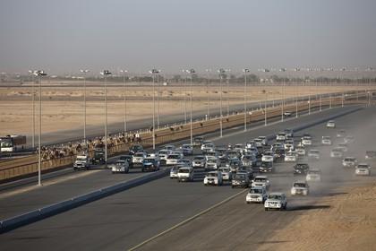 20 11 2010 - Dubai (UAE) - Camel races
