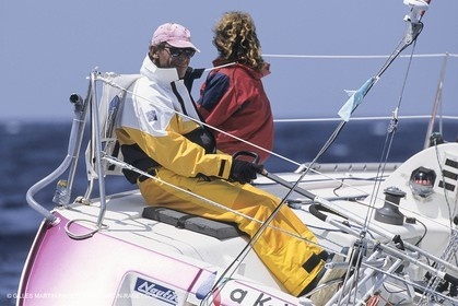 Sailing, Yacht Racing, Tour de Corse en Double,