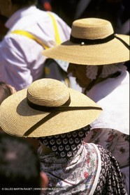 Traditionnal costumes - Saint Tropez