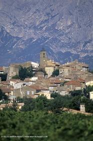 Pays d'Aix en Provence - Sainte Victoire - Pourrières
