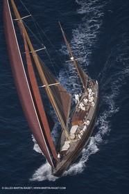 Classic yachts,