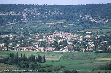 Nîmes Métropole landscapes (FRA,30) - Vaunage