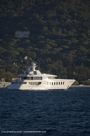 06 09 2007 - Saint Tropez (FRA, 83) - Superyachts - Motoryachts - Space