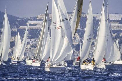 Sailing, Yacht racing, Corporate Racing, Spi Dauphine