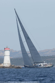 08 06 2016, Porto Cervo (ITA, Sardinia), Loro Piana Super Yachts Regatta, Race Day One, Saudade