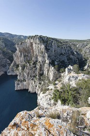 06 05 2009 - Marseille (FRA, 13) - Les Calanques - On Castelviel plateau - Calanque de Loule