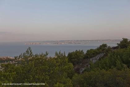 10 09 2009 - Marseille (FRA, 13) - Les Calanques - Massif de Marseilleveyre - Iles du Frioul - Côte bleue