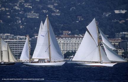Classic Yachts - Regates Royales de Cannes