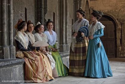 Arles (FRA,13), 2009, Photos for the Queen of Arles calendar