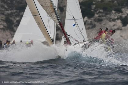 22 04 2011- Marseille (FRA,13) - Marseille Sailing Week 2011- Day 1