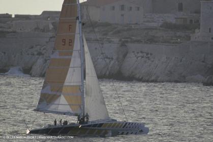 Sailing, yacht Racing, Offshore Foiler Région Paca