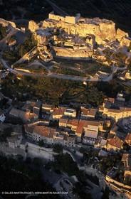 Provence - Cities  - Les Baux de Provence -