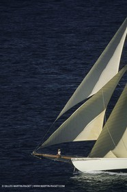 Classic Yachts, Moonbeam of Fife