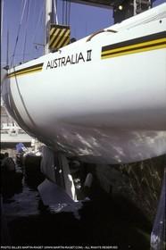 Australia II winged keel