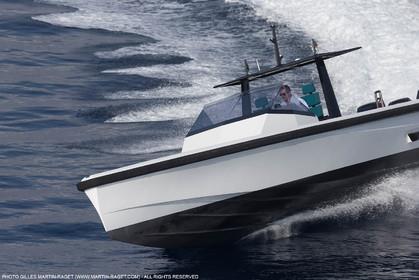 30 08 2016, Porto Rotondo (Sardinia, ITA), Wally Tender Outboard