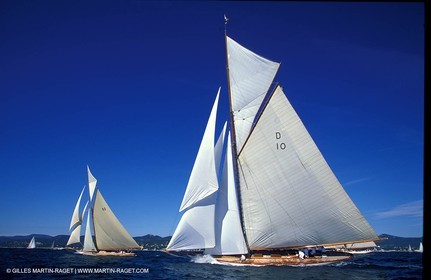 The Lady Ann - Classic yachts - Voiles St Tropez