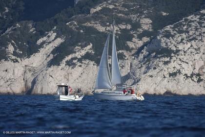 06 05 2009 - Marseille (FRA, 13) - Les Calanques - Morgiou