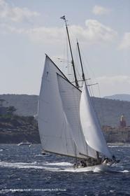 07 10 2006 - Saint Tropez (Fr) - Voiles de Saint Tropez 2006 - Classic Yachts - Eleonora Eleonora -