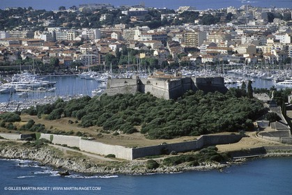 Antibes - Scare fortress
