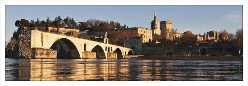 ..AVIGNON..Product: in house made quality print on 8 ultrachome colors Epson ink Jet printer...Available sizes: .. 20x 60 cm.. 33 x 95 cm.. 52 x 150 cm..Available papers: .. Standard 250 gr glossy paper print, black streak, white margin, no signature.. Top quality glossy 290 gr. paper, black streak, white margin, checked and signed by the author.. Fine Art print (signed, numbered, stamped, registered) on demand.. Other supports (Canvas, Acrylic, Metal) on demand..Packaging: cylindric reinforced tube..Shipping options: regular mail or Shipping company..Click on the basket icon to select your options and start the online ordering process