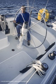 Essai Mac Gregor 60, Newport Beach, Eric Tabarly
