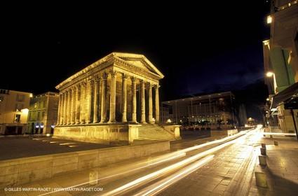 Nîmes - Square house