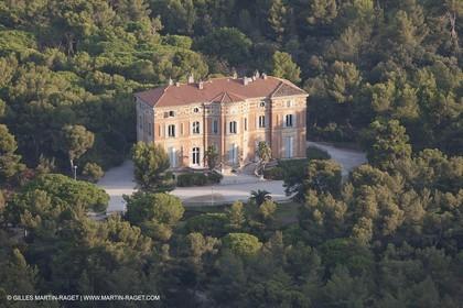 29 07 2009 - Marseille (FRA, 13) - Les Calanques - Massif de Marseilleveyre - Chateau Pastré.