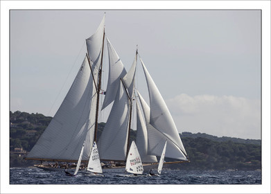 01 10 2014, Saint-Tropez (FRA,83), Voiles de Saint-Tropez 2014, Day 3, Lasers vs ElenaProduct: in house made quality print on 8 ultrachome colors Epson ink Jet printer.Available sizes: . 20x30 cm. 30x40 cm. 50x70 cm. 80x120 cmAvailable papers:  . Standard 250 gr glossy paper print, black streak, white margin, no signature . Top quality glossy 290 gr. paper, black streak, white margin, checked and signed by the author . Fine Art print (signed, numbered, stamped, registered) on demand . Other supports (Canvas, Acrylic, Metal) on demandPackaging: cylindric reinforced tubeShipping options: regular mail or Shipping companyClick on the basket icon to select your options and start the online ordering process