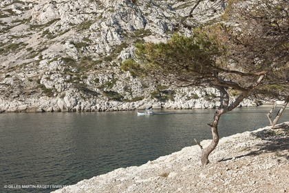 27 03 2009 - Marseille (FRA, 13) - Les Calanques - Morgiou