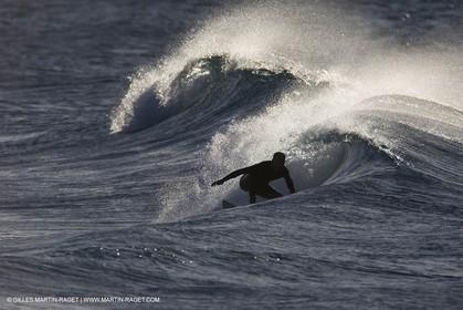 02 01 2007 - Sausset les Pins (13) - Mistral waves