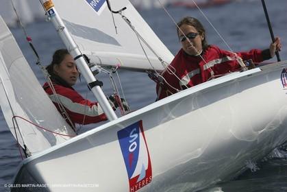 2005 Hyeres Sailing Week (SOF) - 470 Women