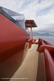 08 10 2007 - St Jean Cap Ferrat (FRA, 06) - Wally yachts - Wally Tender 043